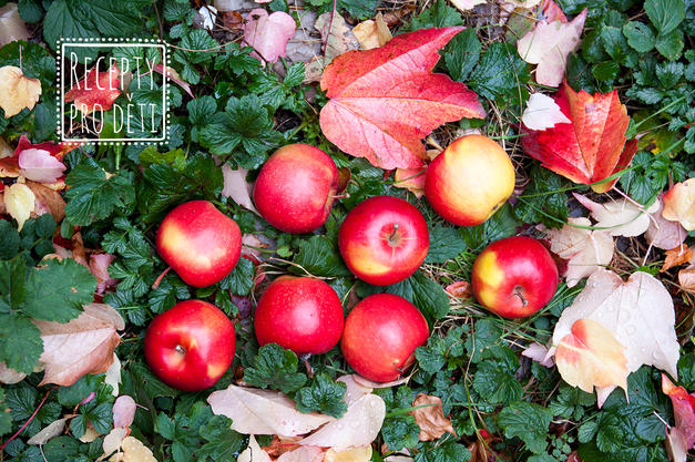 Proč jsou jablka lék + 6 receptů, které z nich budete chtít hned vyzkoušet!
