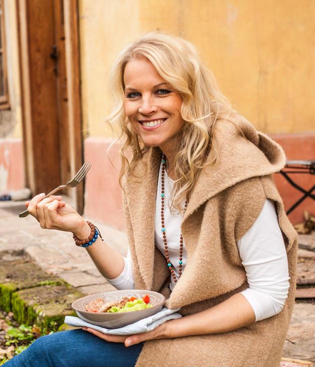 """Nutriční terapeutka Lada Nosková: """"My mámy musíme víc myslet na sebe."""""""