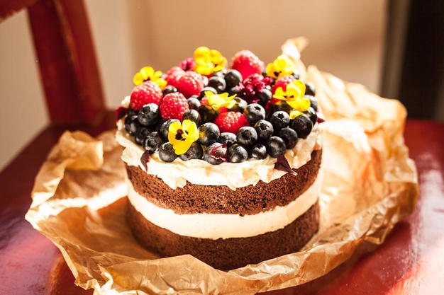 Oslava na Den matek: luxusní dort podle SugarMama
