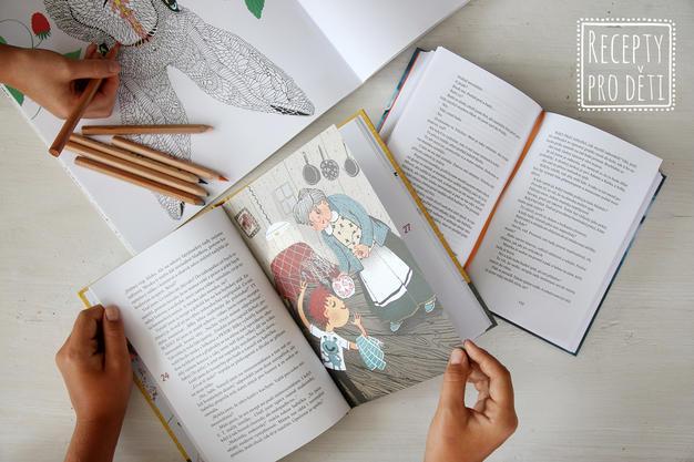 Víkendový čtenářský kroužek: máte co (s dětmi) číst?