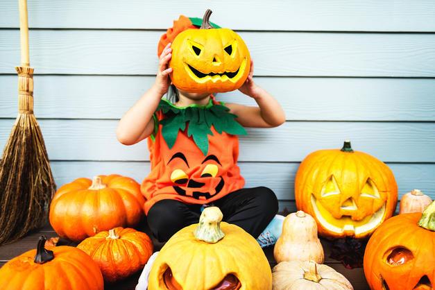 Halloweenský víkend: kde ho oslavíte s dětmi vy?