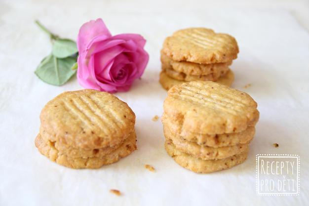 Snadné máslové sušenky (nejen) pro maminky