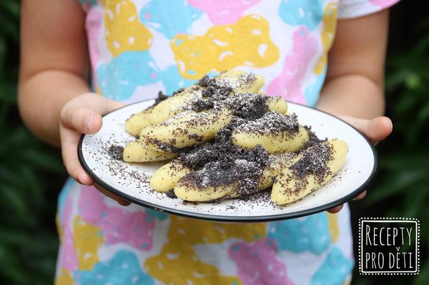 Recept na luxusní domácí bramborové šišky s mákem!