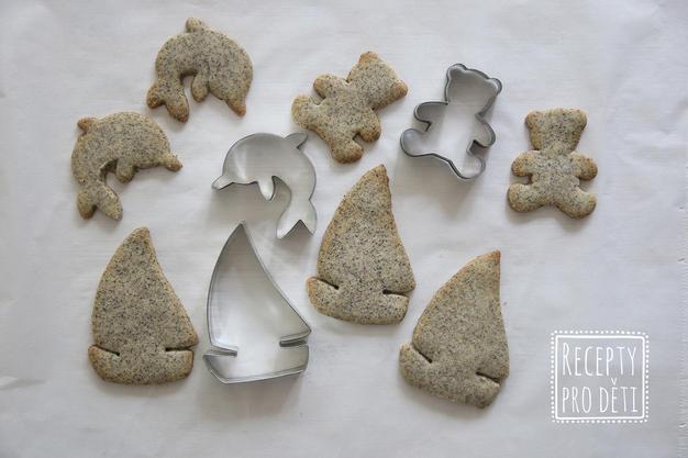 Cukroví v létě? Linecké makové sušenky se povolují!