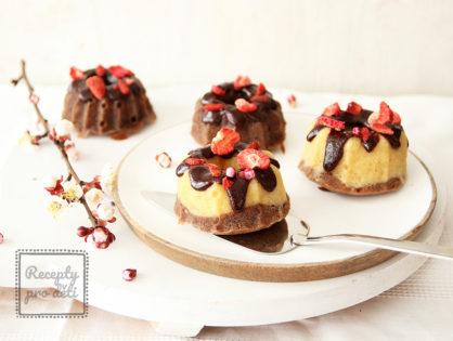 Přivítejte jaro bábovičkami s čokoládou